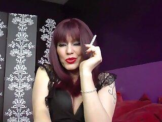 Smoking Cumshot - Rauchen und Anspritzt