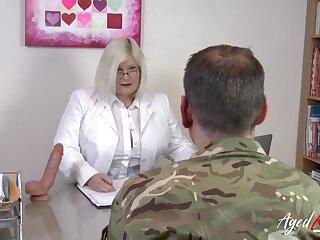 AgedLovE Sexologist Helping Earlier Gang member Hard